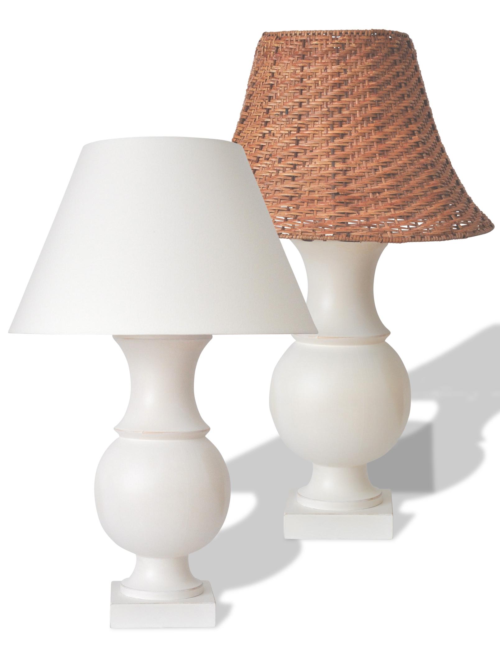 tischleuchte aus holz runde ballig gedrechselte form ohne. Black Bedroom Furniture Sets. Home Design Ideas