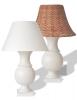 auch so könnte Ihre Tischleuchte, mit anderem Lampenschirm, aussehen