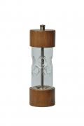Pfeffermühle, Holz-Glas